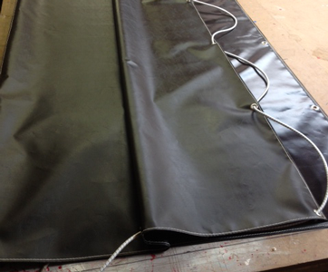 PVC Flat lorry covers